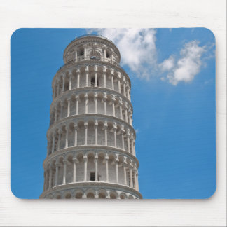 Leaning Tower of Pisa in Italy Mouse Pad