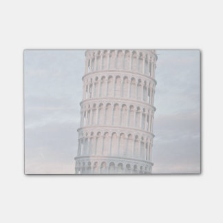 Leaning tower of Pisa in Italy Post-it® Notes