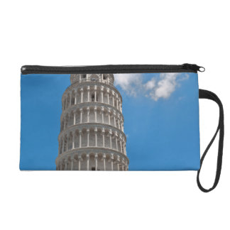 Leaning Tower of Pisa in Italy Wristlet Purses