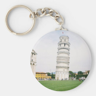 Leaning Tower of Pisa Key Ring