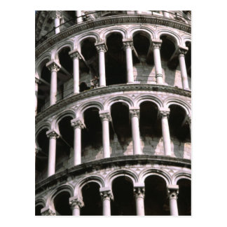 Leaning Tower of Pisa | Postcard