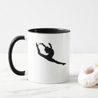 Leap- A Gymnast/ Dancer 's Inspirational Mug