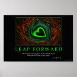 Leap Forward Poster