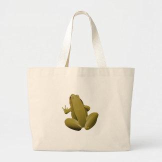 Leap Frog Large Tote Bag