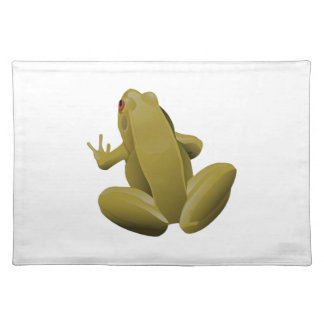Leap Frog Placemat