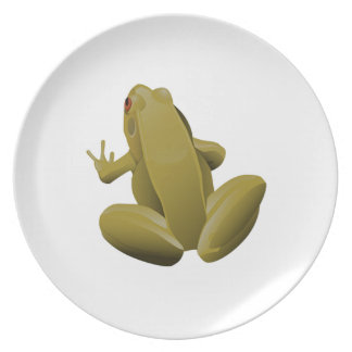 Leap Frog Plate