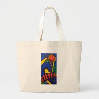Leap of Faith Large Tote Bag