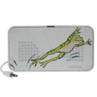 Leaping Frog 2 Portable Speakers