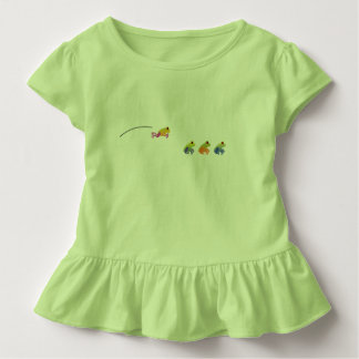 Leaping Frog Green Toddler Tee