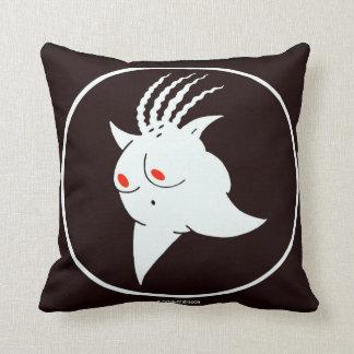 Leaping Goddess Pillow