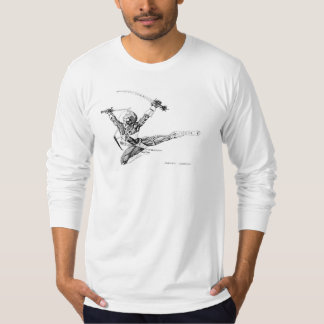 Leaping Warrior T-Shirt