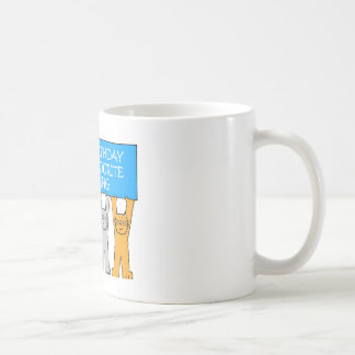 Leapling, Leap Year Birthday February 29th Coffee Mug