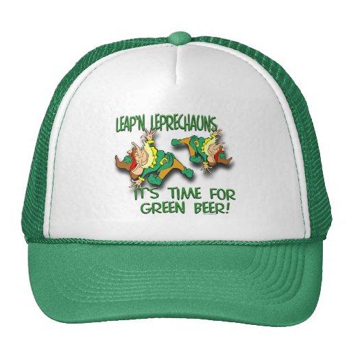 Leap'n Leprechauns Hats
