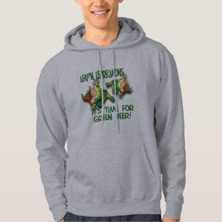 Leap'n Leprechauns Hoodie