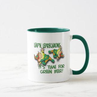Leap'n Leprechauns Mug