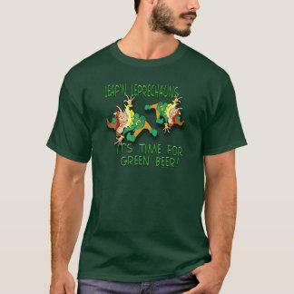 Leap'n Leprechauns T-Shirt