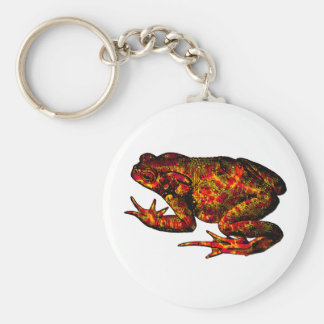 Leaps and Bounds Key Ring