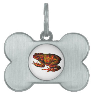 Leaps and Bounds Pet Name Tag