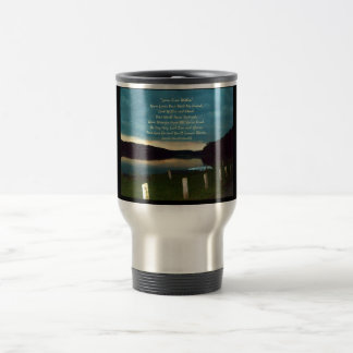 """Learn From Within""Never Lower Your... Travel Mug"