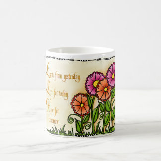 Learn From Yesterday Coffee Mug