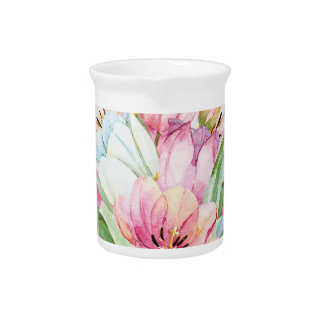 learn laugh grow beautiful flowers, flowers pitcher