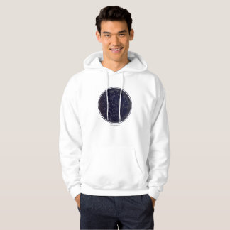 Learn the Constellations, Star Chart: April & May Hoodie