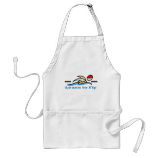 Learn to Fly Standard Apron