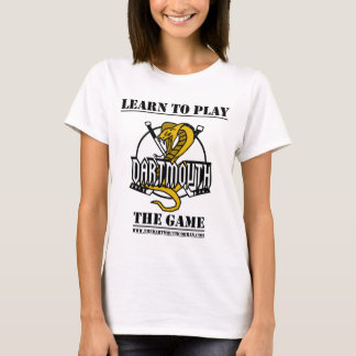 Learn to Play The Game T-shirt