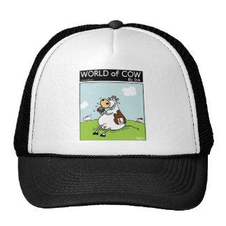 Learner Cow Trucker Hats