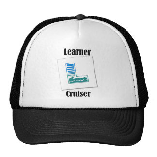 Learner Cruiser Mesh Hat