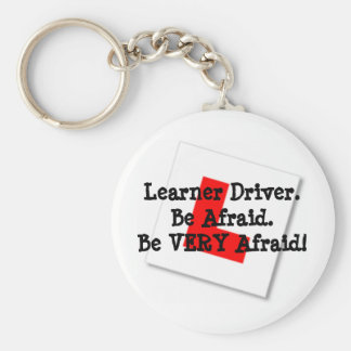Learner Driver Key Ring