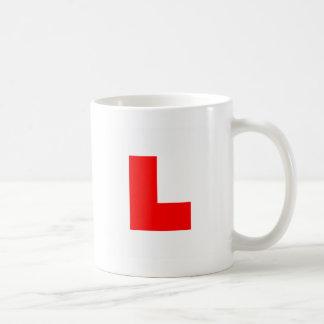 Learner Symbol Coffee Mug