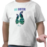 Learning Candy Big Sister Peacock Personalised
