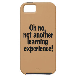 Learning Experience iPhone 5 Cover
