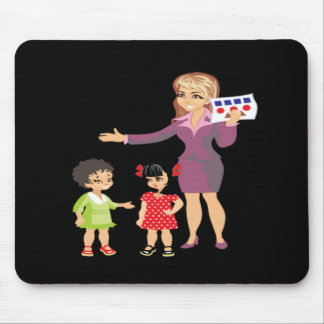 Learning Shapes Mouse Pad