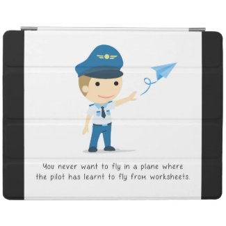Learning to fly - iPad Case