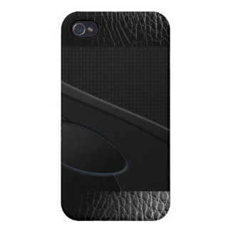 Leather and padded iPhone 4/4S case! Cover For iPhone 4