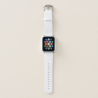 Leather Apple Watch Band, 38mm Apple Watch Band