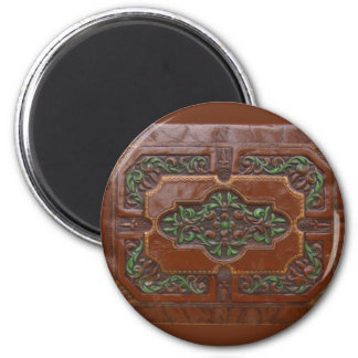 Leather Box ~ magnet
