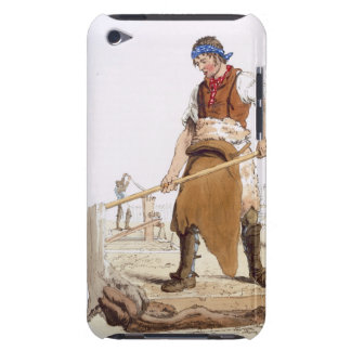 Leather Dresser, from 'Costume of Great Britain' p iPod Touch Cover