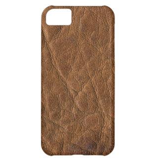 Leather iPhone 5C Case