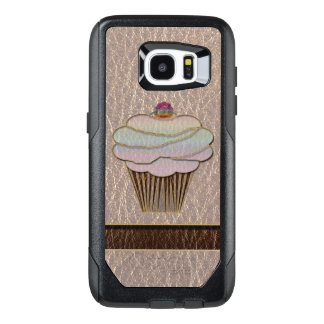 Leather-Look Baking Soft OtterBox Samsung Galaxy S7 Edge Case
