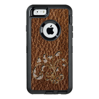 Leather-Look Bouquet 2 OtterBox iPhone 6/6s Case