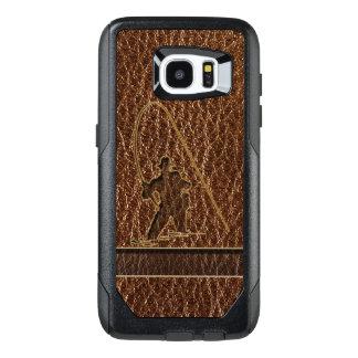Leather-Look Fisherman OtterBox Samsung Galaxy S7 Edge Case