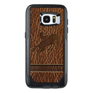 Leather-Look Rodeo OtterBox Samsung Galaxy S7 Edge Case