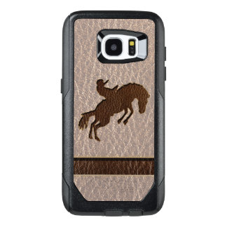 Leather-Look Rodeo Soft OtterBox Samsung Galaxy S7 Edge Case