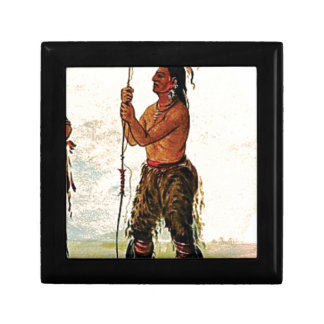 Leather pants Indian Gift Box
