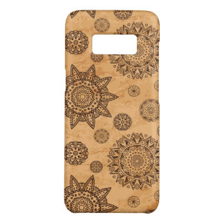 Leather Pattern Samsung Galaxy S8, Phone Case