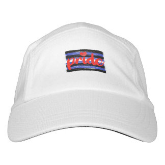 LEATHER PRIDE CALLIGRAPHY - PAINTED LEATER PRIDE F HAT