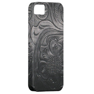 Leather Tool Print Pattern iPhone 5 Barely There iPhone 5 Case